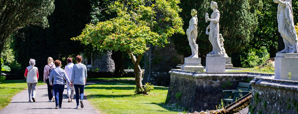 Re-opening of Johnstown Castle's Gardens & Lake Walks