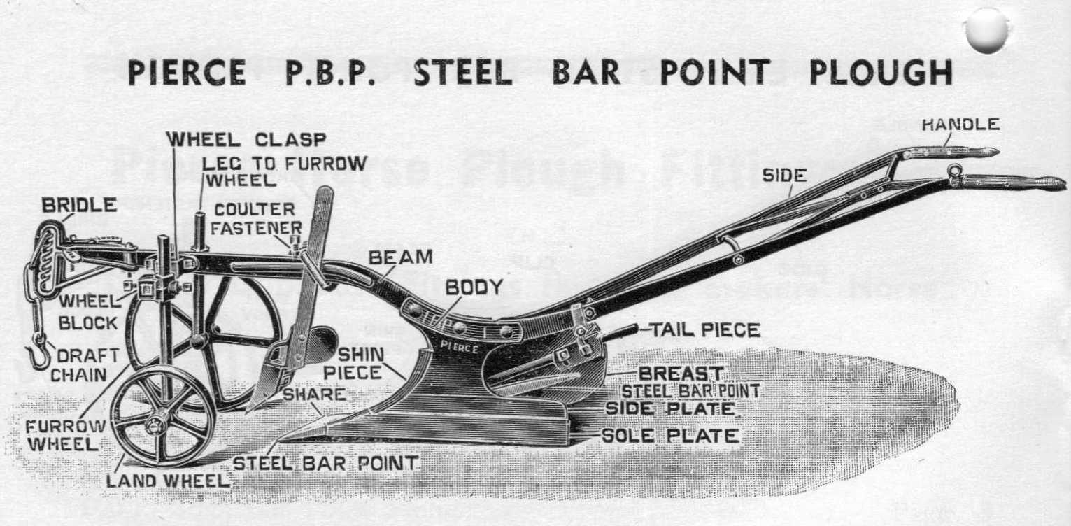 pierce pbp drawing 1962